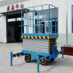 mobile hydraulic electric scissor lifts