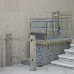 disabled wheelchair lifts